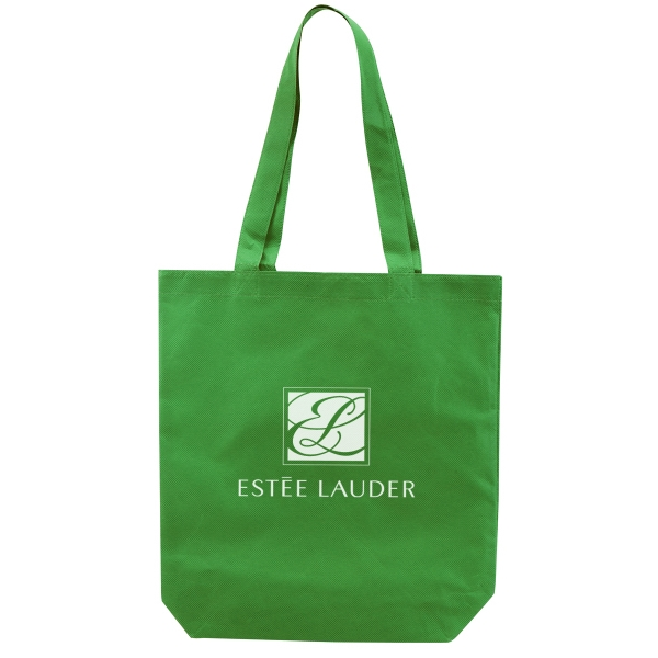 "Embroidery - Non-woven 15"" Tote Bag With 25"" Handles Photo"