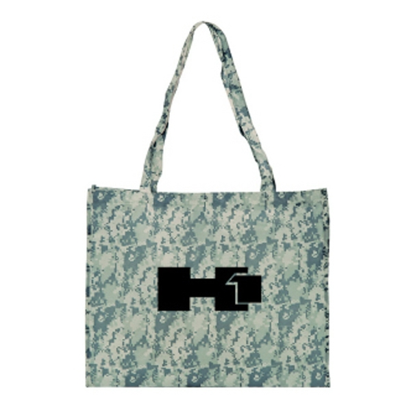 Embroidery - Tote Made Of 80-gram Non-woven Polypropylene Photo