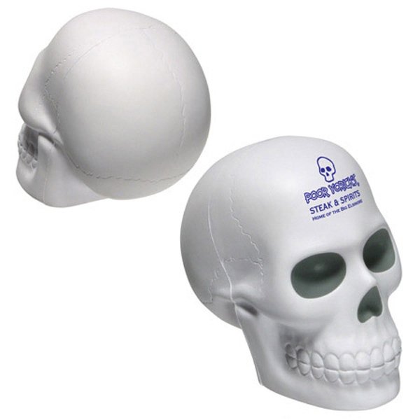 Skull Shape Stress Reliever Photo
