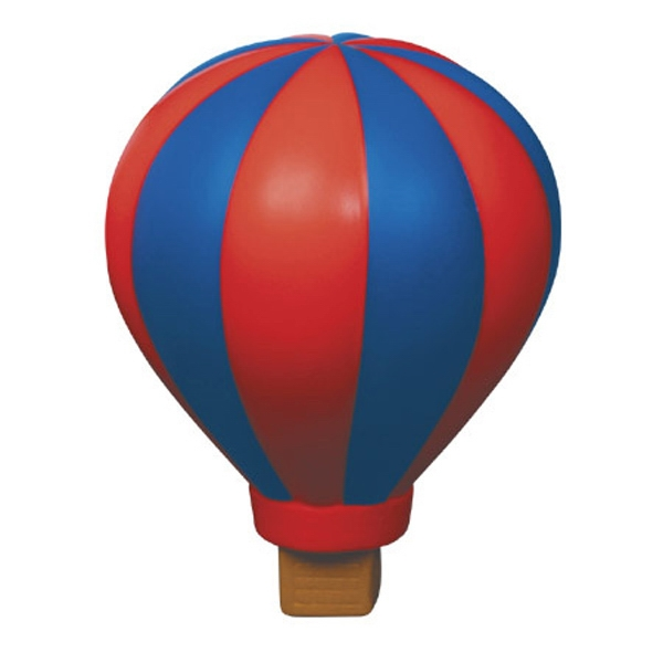 Hot Air Balloon - Service Vehicle Shape Stress Relievers Photo