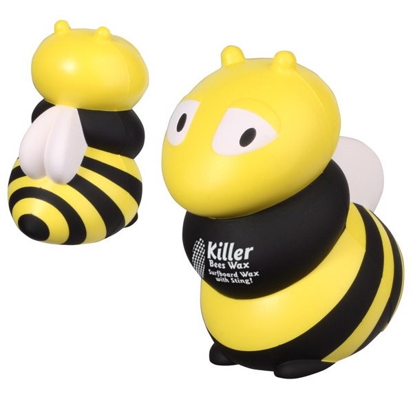 Bee Shape Stress Reliever Photo