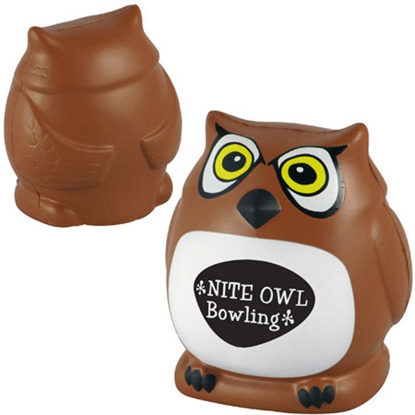 Owl Shape Stress Reliever Photo