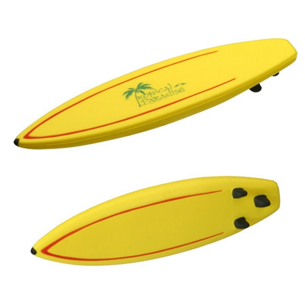 Surfboard Shape Stress Reliever Photo
