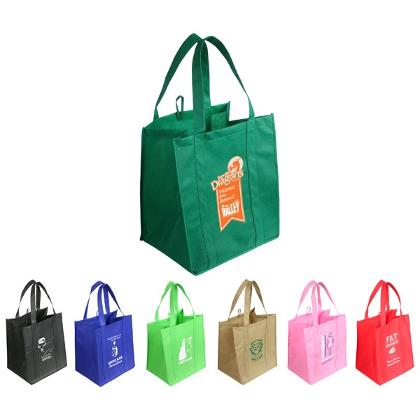 Sunbeam - Jumbo Shopping Bag With Reinforced Handles And Bottom Panel Photo