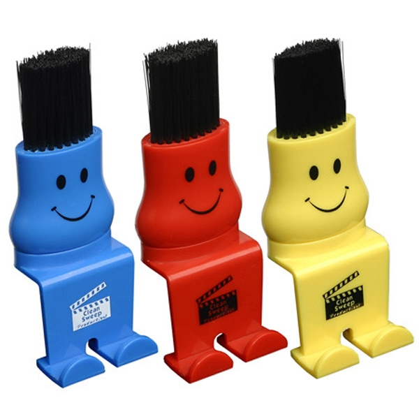 Bristle Buddy - Computer Duster With Soft, Nylon Non-static Brush Photo