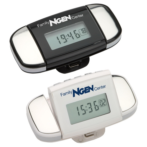 Multifunction Pedometer With Reader Pedometer Photo