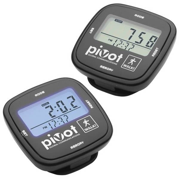 Touch Screen Multifunction Pedometer Photo