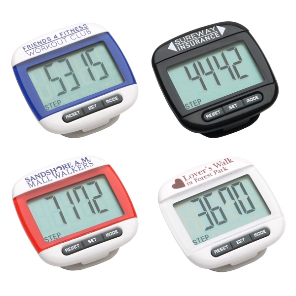 Large Screen Multifunction Pedometer Photo