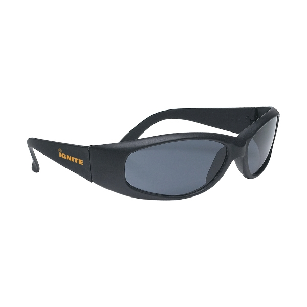 Hitgreen (tm) - Black Sunglasses Made Of Recycled Material Photo