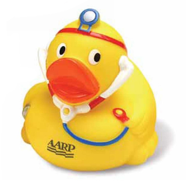 Doctor Rubber Duck Photo