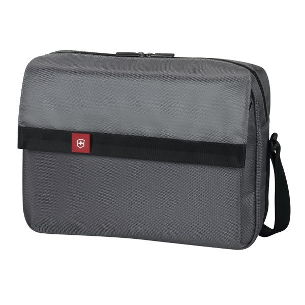 "Avolve (tm) Collection - Graphite - Commuter Brief Business Day Bag 16"" X 12"" X 5"" Photo"