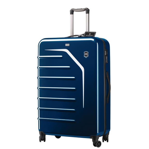 Spectra (tm) - Blue - 8-wheel Travel Case Photo