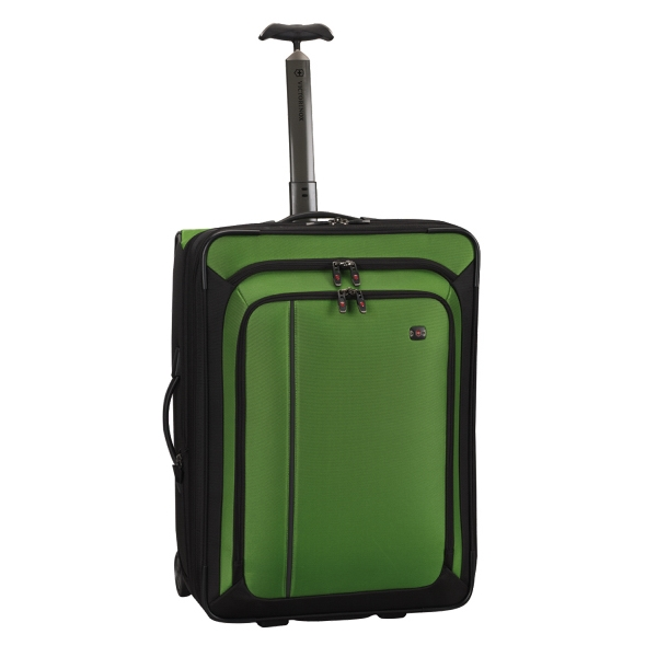 "Werks Traveler (tm) 4.0 Collection;werks Traveler (tm) Wt-24 - Emerald-black - 24""/61 Cm Wheeled Carry-on Photo"