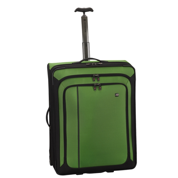 "Werks Traveler (tm) 4.0 Collection;werks Traveler (tm) Wt-27 - Emerald-black - 27""/69 Cm Expandable Wheeled Upright Carry-on Photo"