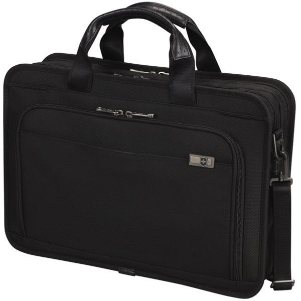 "Architecture (tm) 3.0 Collection;louvre 17 - Horizontal Laptop Briefcase Sized To Hold Most 17"" (43 Cm) Laptops Photo"