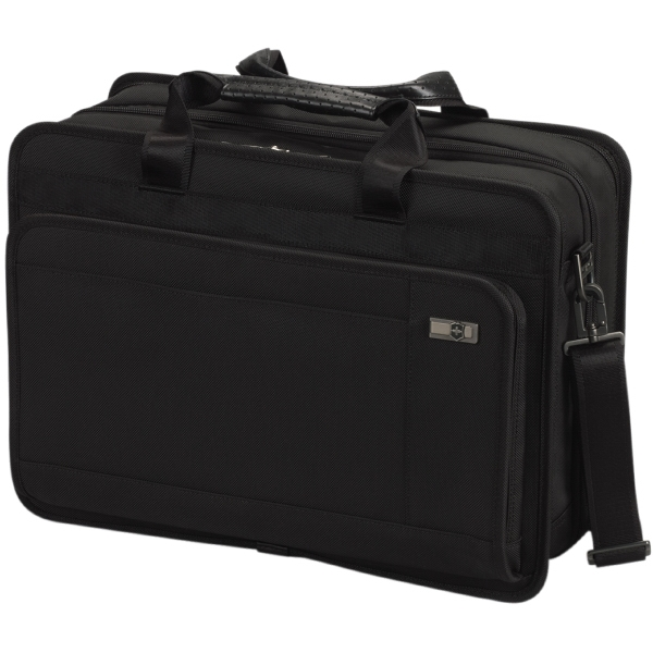 Architecture (tm) 3.0 Collection;parliament 17 - Expandable Overnight Briefcase With Removable Laptop Sleeve Photo