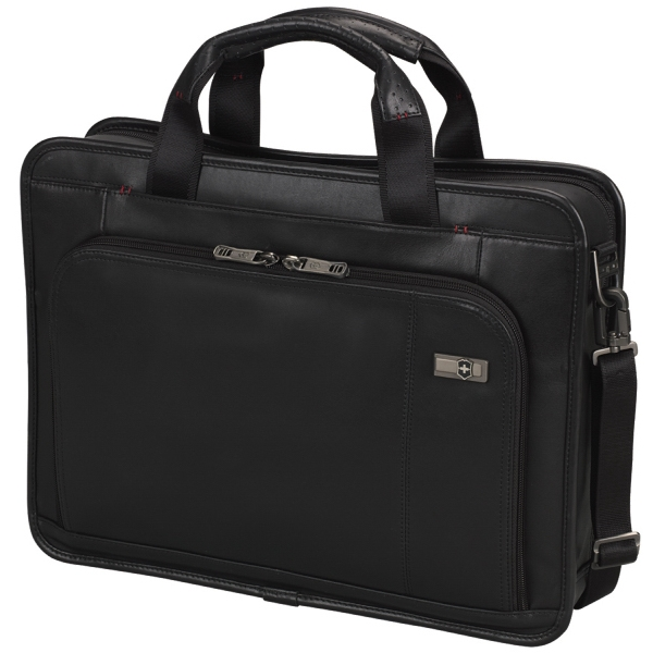 Architecture (tm) 3.0 Collection;wainwright 15 Lr - Leather Slimline Laptop Briefcase Photo