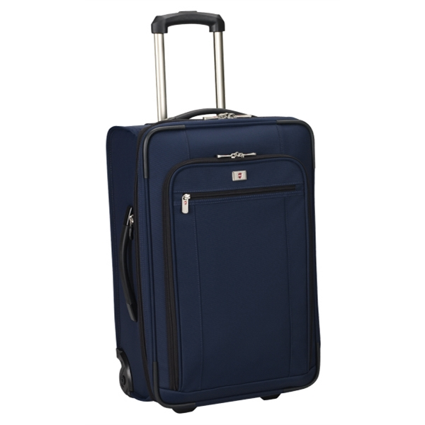 "Mobilizer (r) 22;mobilizer N X T (r) 5.0 Collection - Navy - 22""/56 Cm Expandable Wheeled U.s. Carry-on Photo"