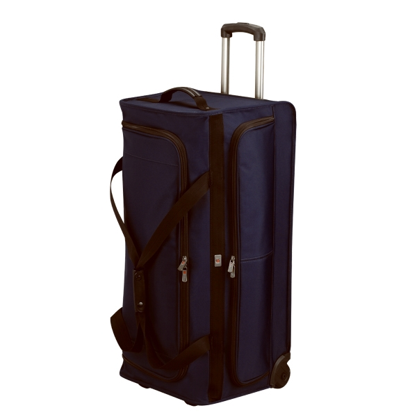 "Mobilizer N X T (r) 5.0 Collection; X L Collapsible Gear Mobilizer - Navy - 30""/76 Cm Collapsible Gear Wheeled Duffel Bag Photo"