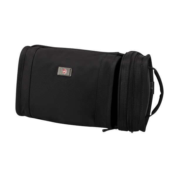 "Chamber;mobilizer N X T (r) 5.0 Collection - Three Compartment Toiletry Kit 10.5""w X 5.5""h X 5""d Photo"