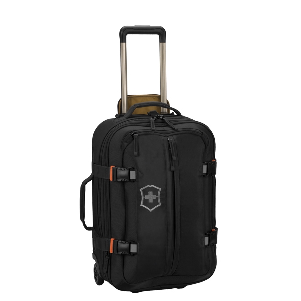 "Ch-97 (tm) 2.0 Collection - Black - 22""/56 Cm Expandable Wheeled U.s. Carry-on Photo"
