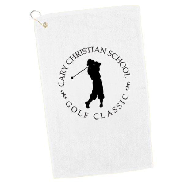 100% Cotton Hand Towel (optional Grommet/hook Available) Photo