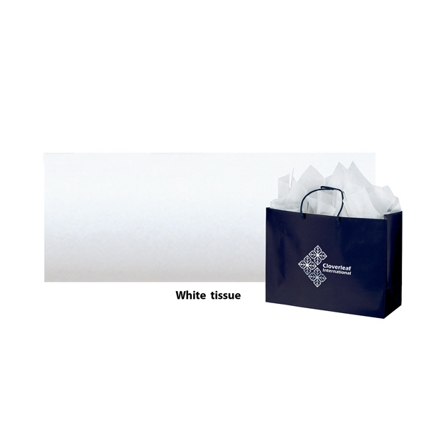 White Paper Tissue, 480 Sheets Per Package Photo