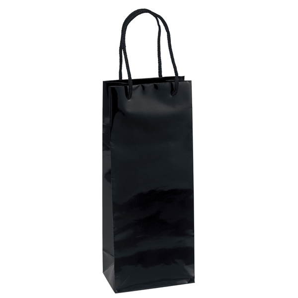 Chablis Eurototes - Gloss Laminated Paper Shopping Bag With Matching Macrame' Handles Photo