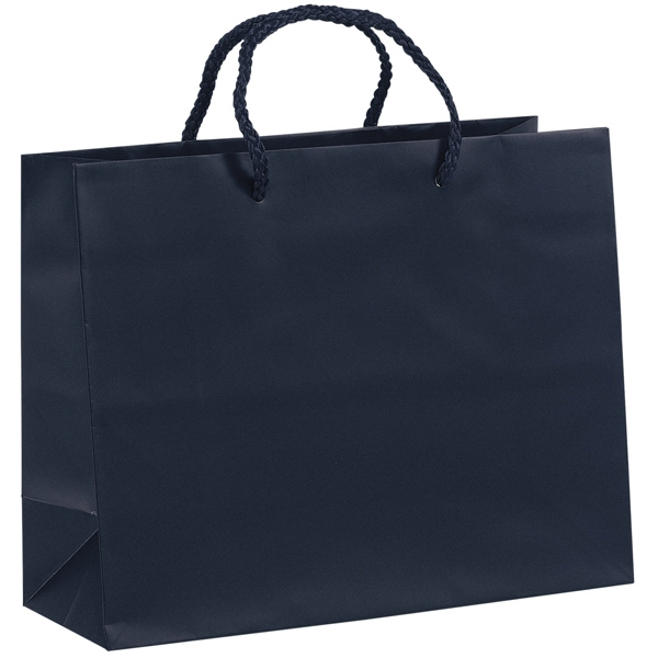 Paris Eurototes - Matte Laminated Shopping Tote Made From 157 Gsm Paper Photo