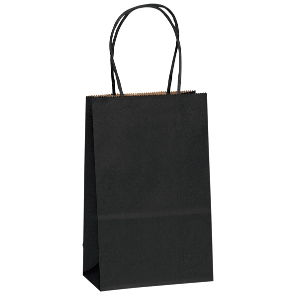 Toto Shopper - Matte Paper Shopping Bag With Twisted Kraft Paper Handles Photo