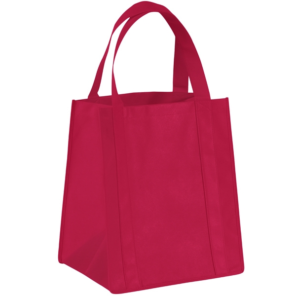 Big Thunder (r) - Reusable Tote Bag Made From Premium Non-woven Polypropylene Photo