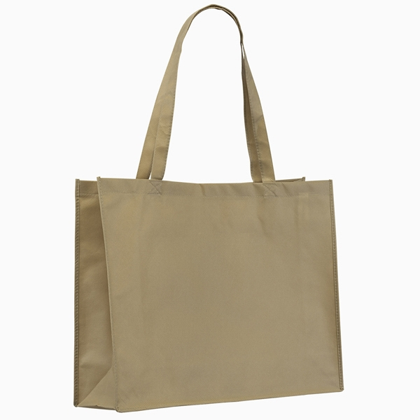 George Celebration (tm) - Tote Bag Made From Non-woven Polypropylene. Recyclable, Reusable Photo