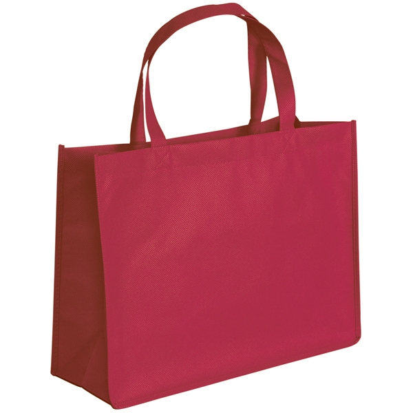 "Ben Celebration (tm) - Recyclable Tote Bag Made From Polypropylene Material With 18"" Handles Photo"