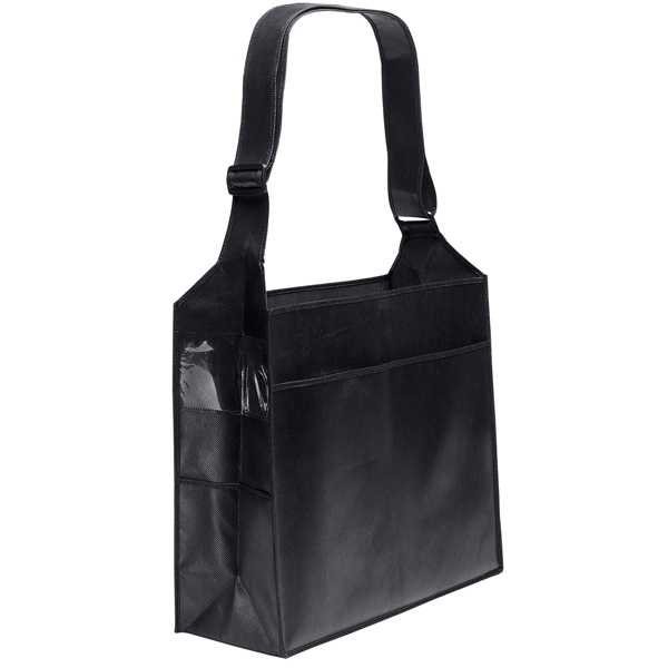 Ultimate (tm) - Tote Bag Made From Non-woven Polypropylene Adjustable Shoulder Strap And More Photo