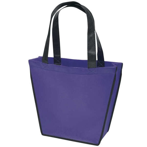 "Carnival (tm) - Tote Bag With Modern Design, Made Of Polypropylene Material. 18"" Handles Photo"