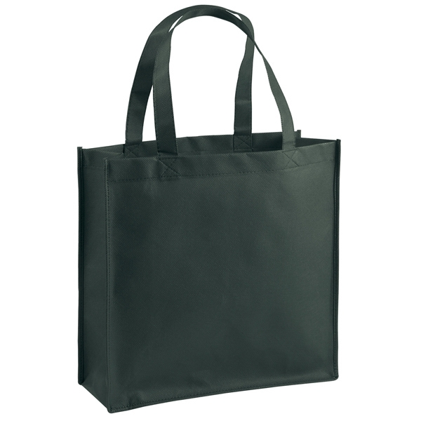 "Abe Celebration (tm) - Non Woven Polypropylene Colorvista Imprinted Tote Bag With 18"" Sewn Handles Photo"