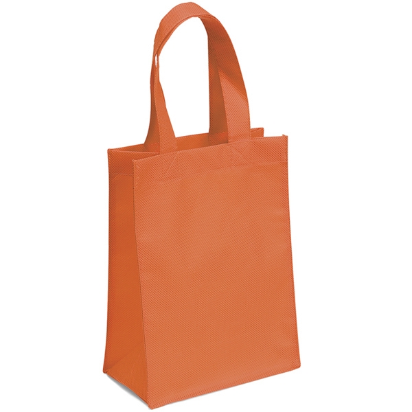 Ike Celebration (tm) - Non-woven Polypropylene Colorvista Imprinted Tote Bag With Reinforced Sewn Handles Photo
