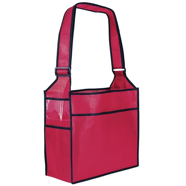 Elite Ultimate (tm) - Tote Bag Made From Polypropylene With Strap, Pockets, Pouch And More Photo