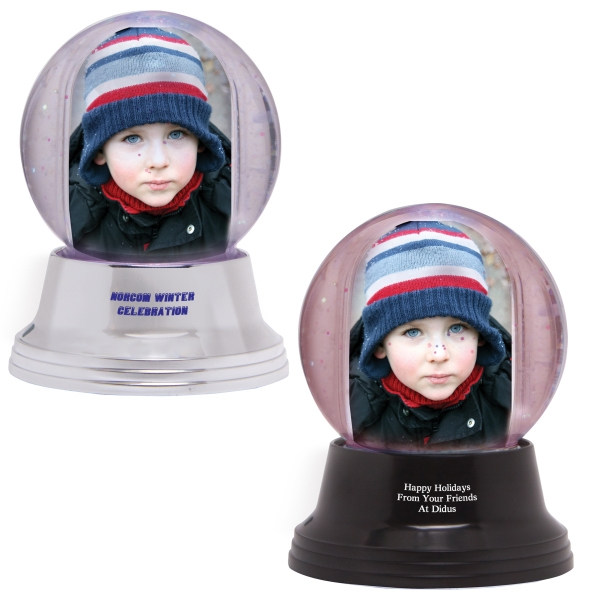Small Light Up Snow globe