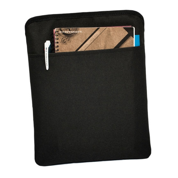 Basic Ipad Sleeve Has Velcro Closure Compartment With Padding Photo