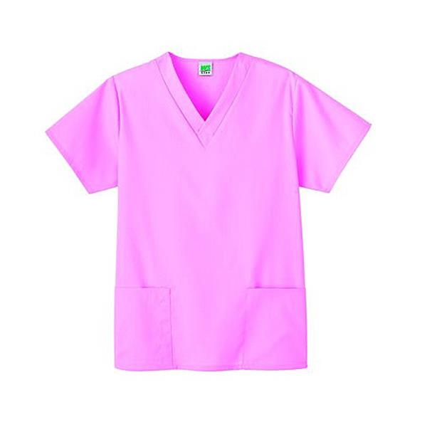 Fundamentals White Swan - Sa14100 Fundamentals Ladies Two Pocket Top Photo