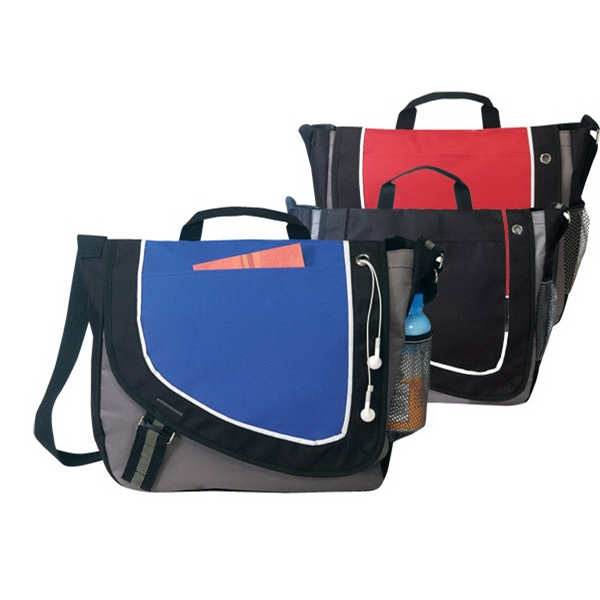 Business Bag / Polyester Messenger Bag