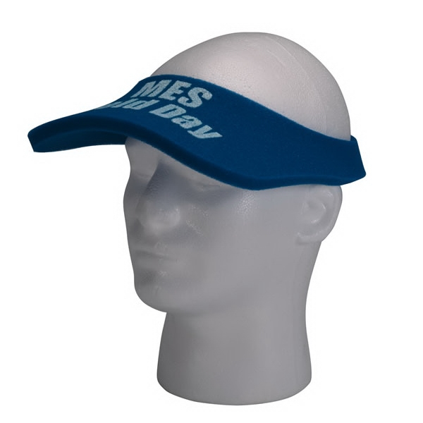 "10"" Foam Visors Photo"