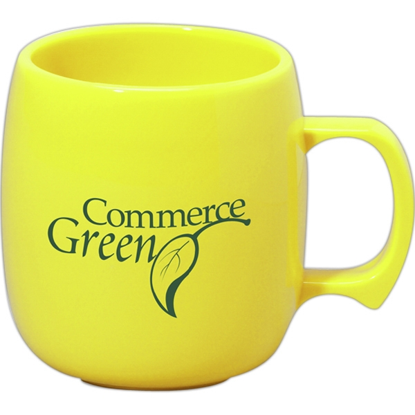 Corn Mug (tm) Koffee Keg Nature Ad (tm) - 10.5 Oz Capacity Mug Made Of 100% U.s. Corn Plastic; Environmentally Friendly Photo