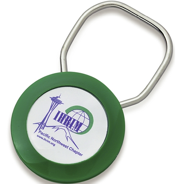 Maxi Showring - Snap Lock Key Tag Photo