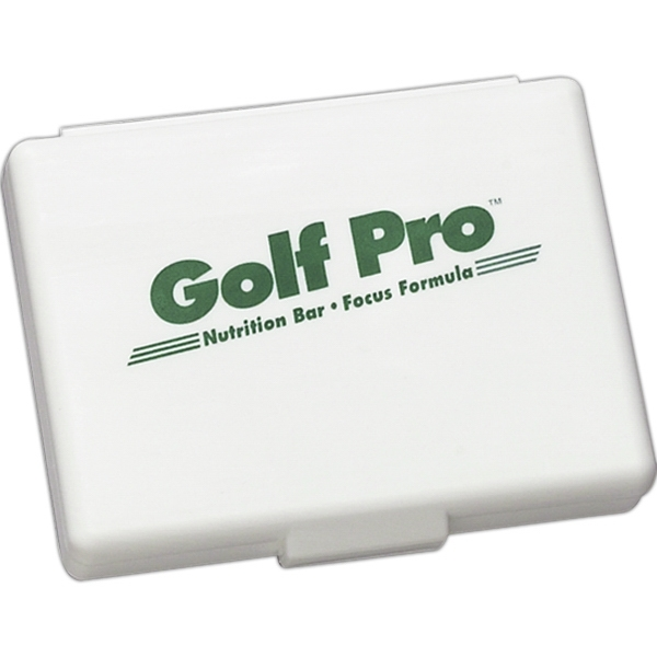Bio/ad (tm) - Tee Box With Plastic Tees. Made In The Usa Photo