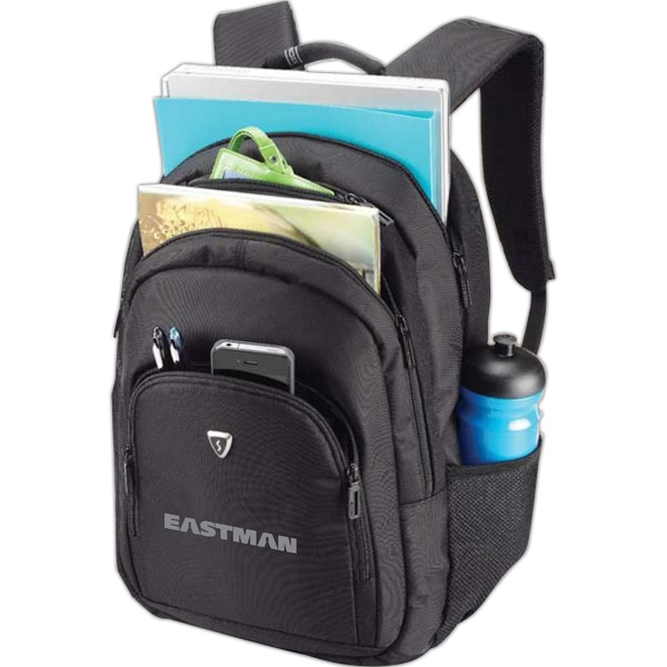 "X -sac (tm) - Backpack. Fits 16"" Pc/17"" Mac Photo"