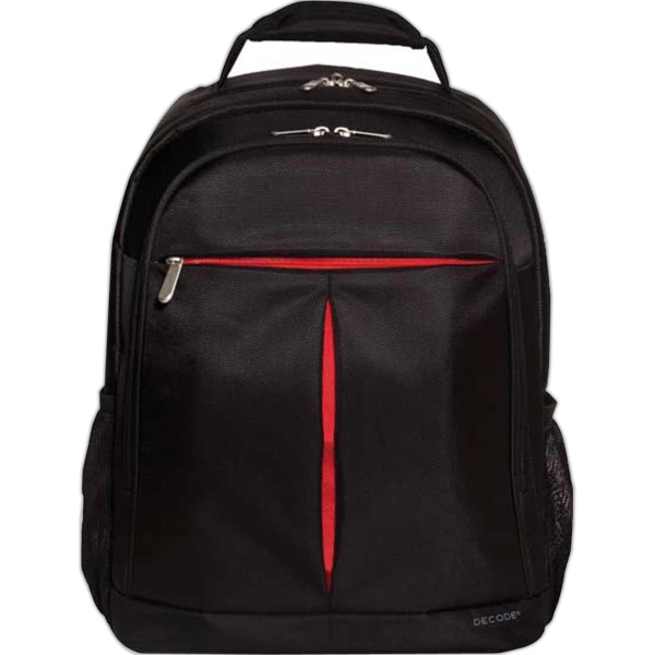 "Decode (tm) - Backpack. Fits 15.6"" Pc Photo"
