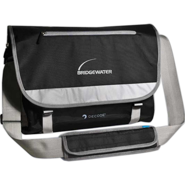 "Check-quick - Computer Messenger Bag Fits 15.6"" Pc Photo"