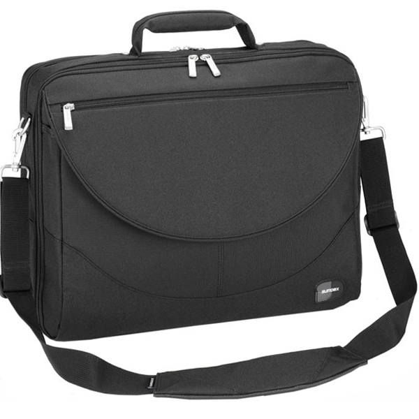 "Passage - Large Expandable Computer Brief. Fits 17.3"" Pc Photo"